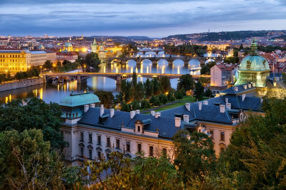 Prague Summer Nights