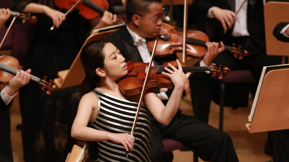 Shanghai Isaac Stern International Violin Competition