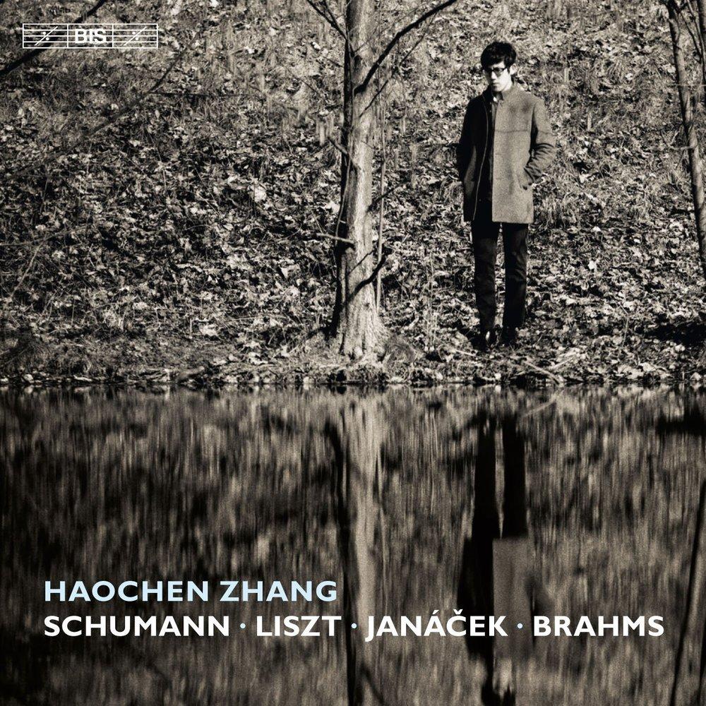 New Release!                Schumann, Liszt, Janáček & Brahms: Piano Works