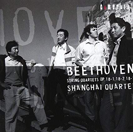 Beethoven String Quartets No. 1, 2, & 3