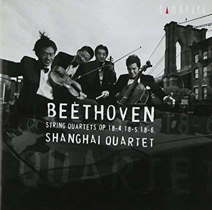 Beethoven String Quartets No. 4, 5, & 6