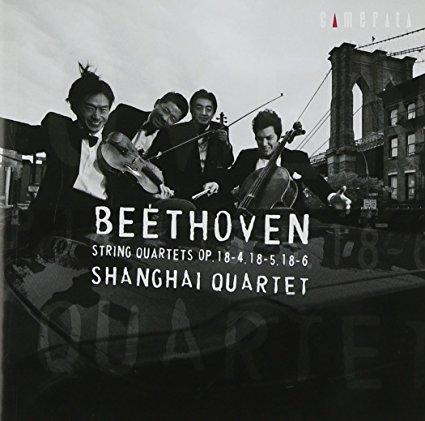Beethoven String Quartets No. 4, 5, & 6