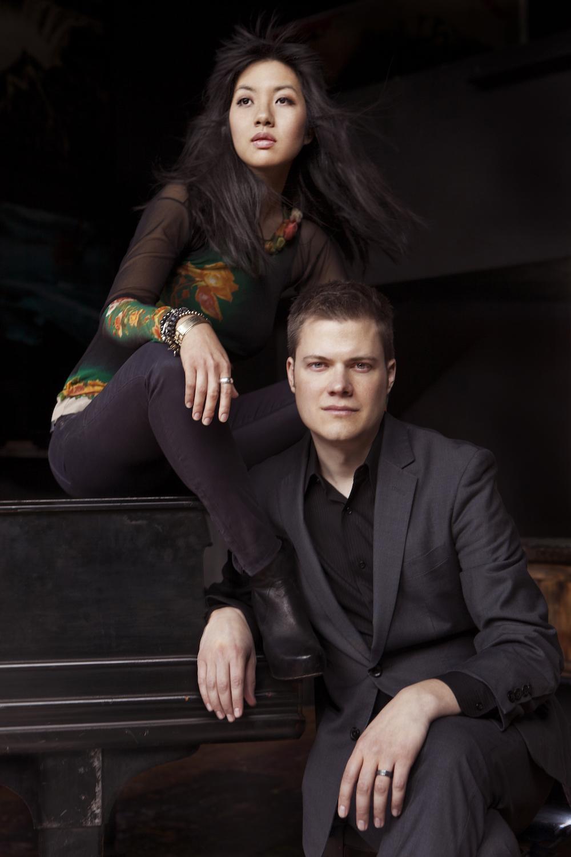 Anderson & Roe, piano duo