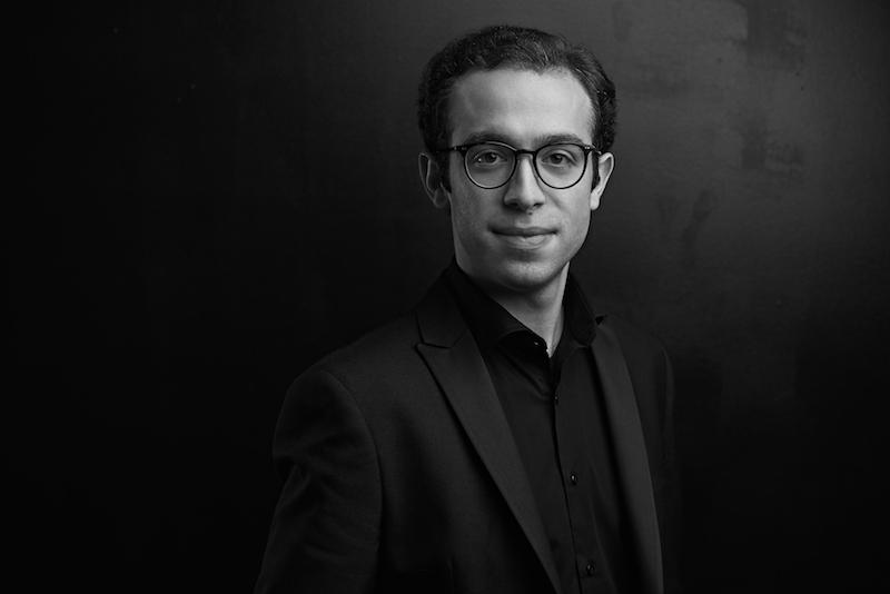 2018 Laureate Nicolas Namoradze