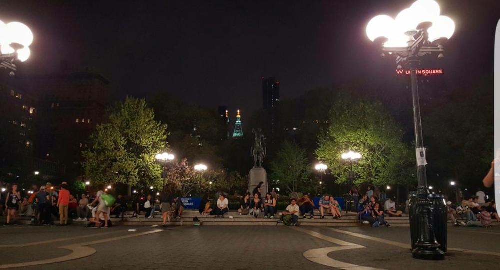Union Square/Kelly Wynne