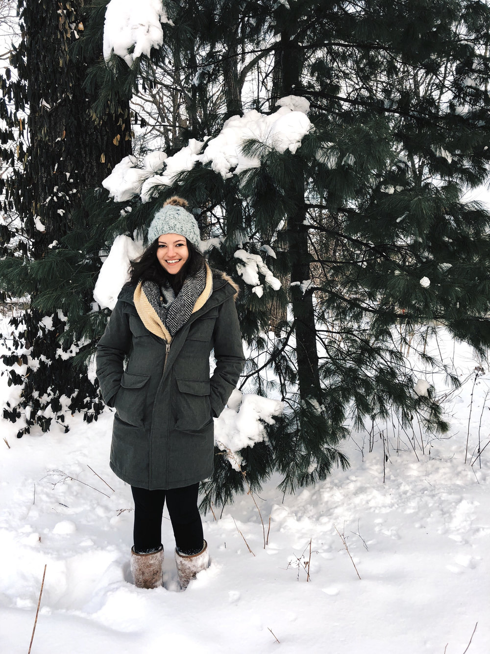 Cozy Snow Day. - Turning a Chicago winter weather warning into a self-care extravaganza.