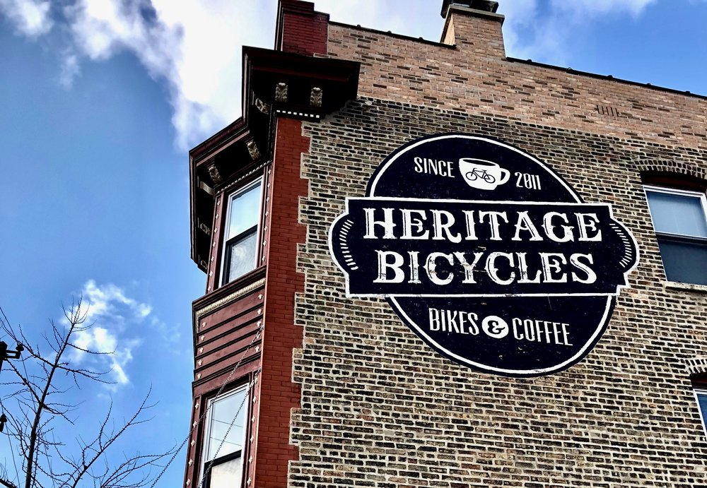 Chicago Spots: Heritage Bicycles