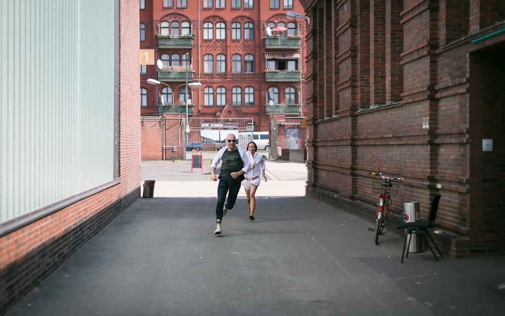 Summer residency Berlin. Photo: Aleks Slota.
