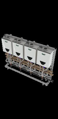 Sistemas de Calentadores en Linea