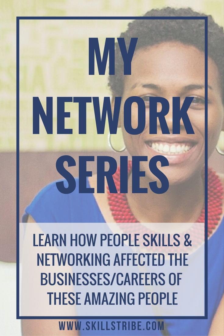 Remi Owadokun My Network Series