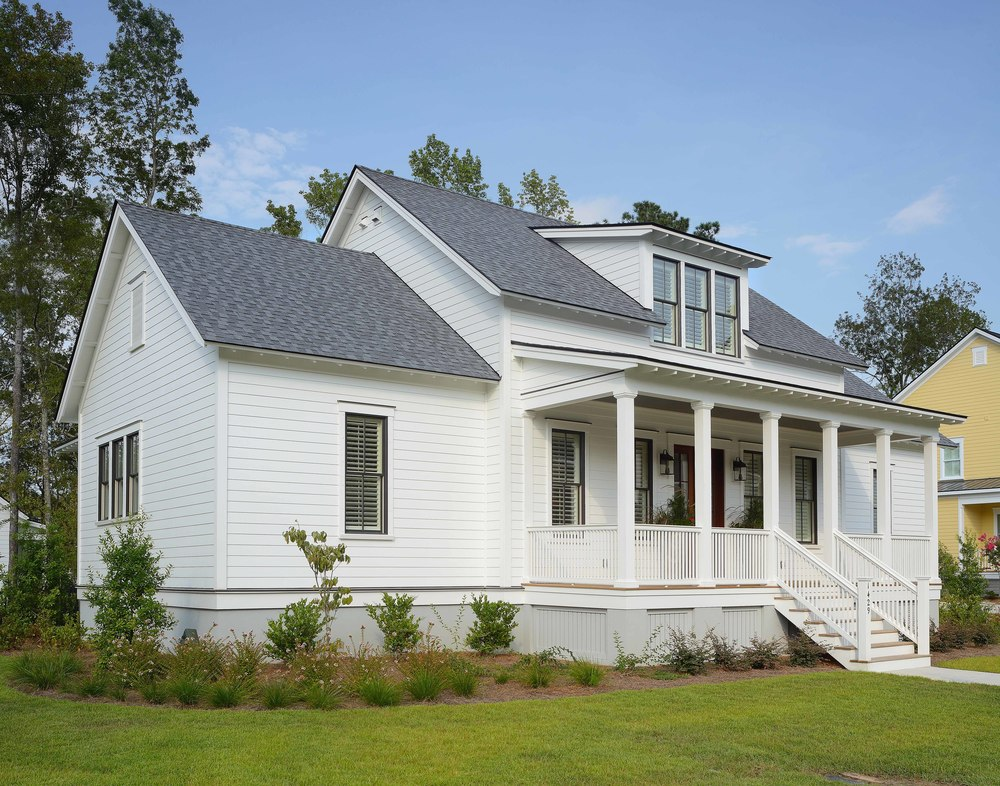 Saluda River, Custom Home, Mt. Pleasant, Exterior