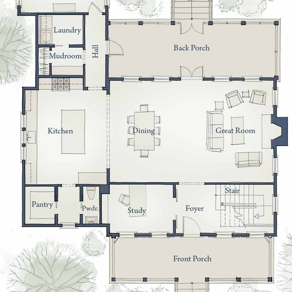 SBC Floor Plans for Charleston's Carolina Park