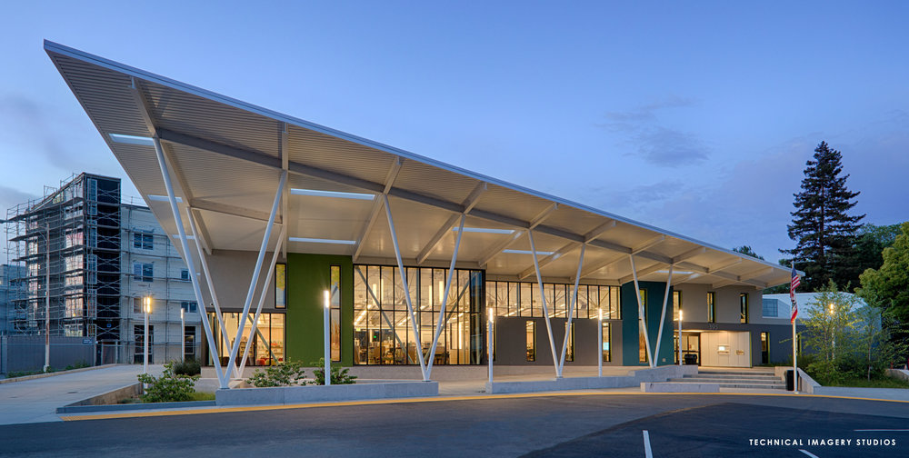SAN LORENZO LIBRARY (W/ GROUP 4 ARCHITECTURE) - SAN LORENZO, CA