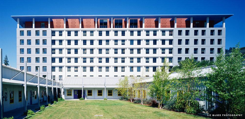 UC BARROWS HALL - BERKELEY, CA