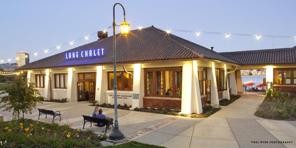 LAKE MERRITT BOATHOUSE - OAKLAND, CA