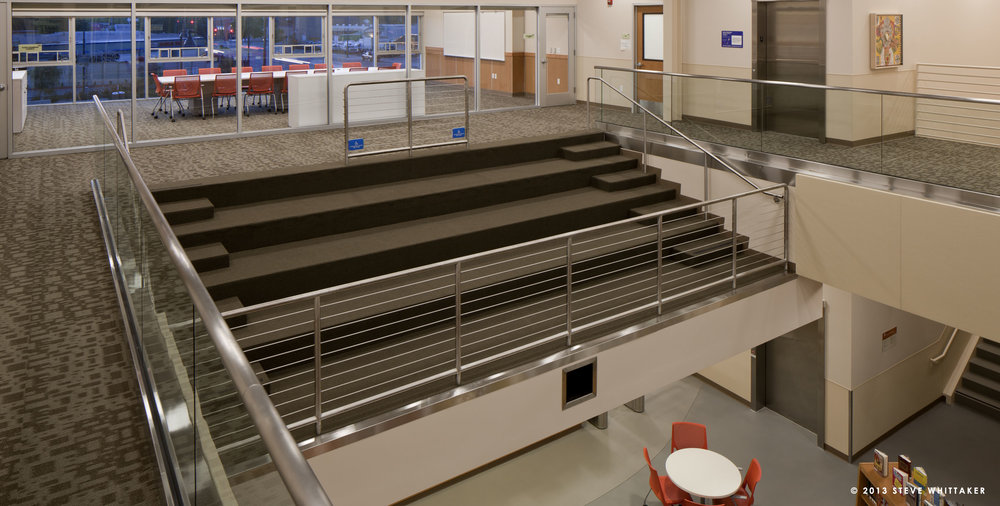 REACH - ASHLAND YOUTH CENTER (W/ NTD ARCHITECTS) - SAN LEANDRO, CA