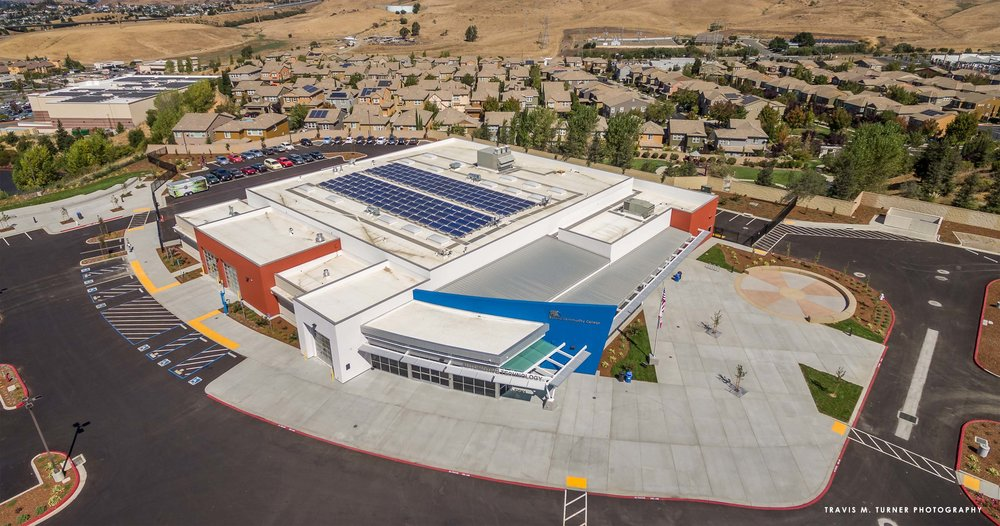 SOLANO COMMUNITY COLLEGE - AUTOMOTIVE TECHNOLOGY CENTER