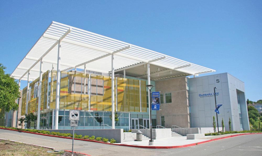 MERRITT COLLEGE - BARBARA LEE SCIENCE & ALLIED HEALTH BUILDING (W/ JK ARCHITECTURE)