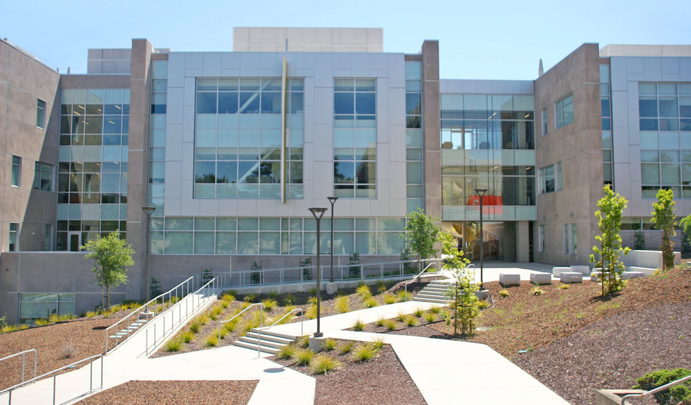 MERRITT COLLEGE - BARBARA LEE SCIENCE & ALLIED HEALTH BUILDING (W/ JK ARCHITECTURE) - OAKLAND, CA