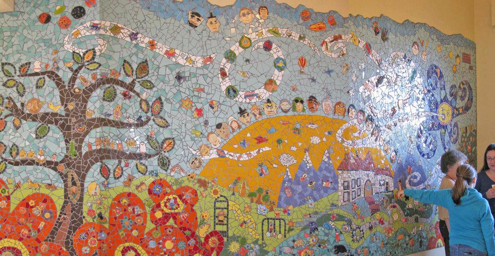 WILDWOOD ELEMENTARY SCHOOL - PIEDMONT, CA