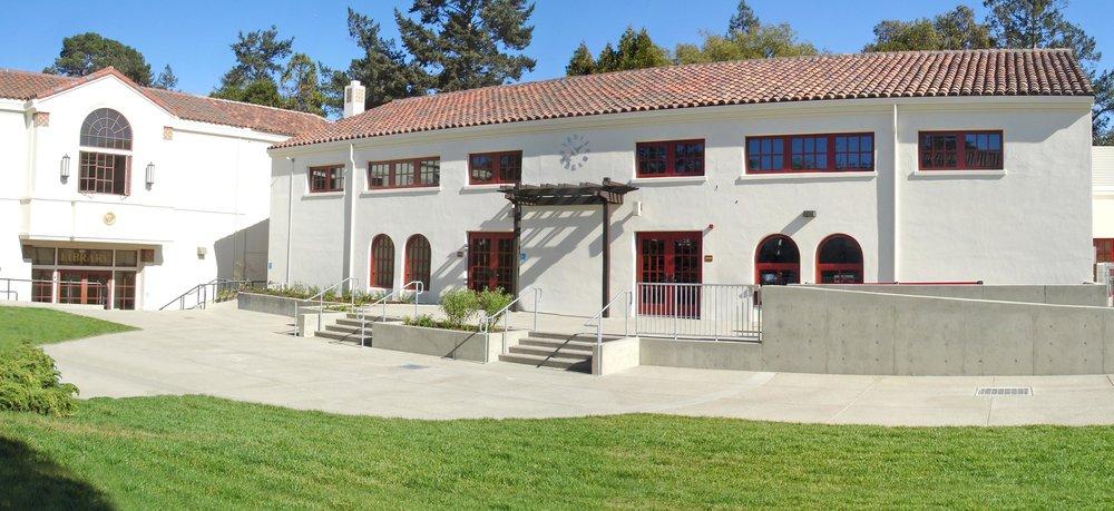 PIEDMONT HIGH SCHOOL STUDENT CENTER MODERNIZATION - PIEDMONT, CA