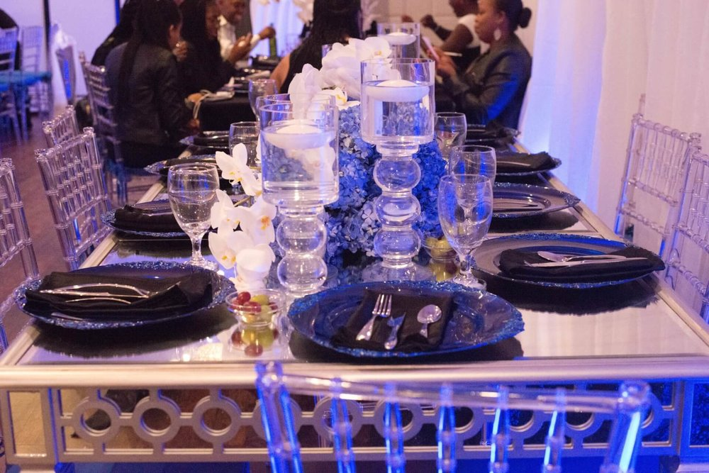 DESIGNED BY LU   Exceptional Event Planning and Design Services For All Events