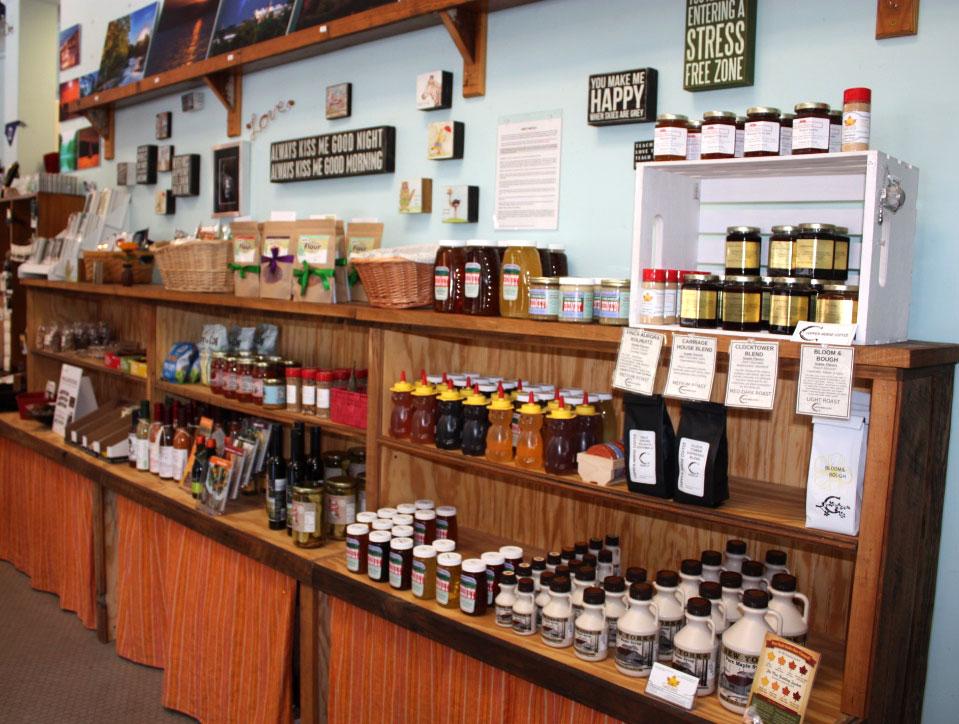 Artisinal & Local Foods