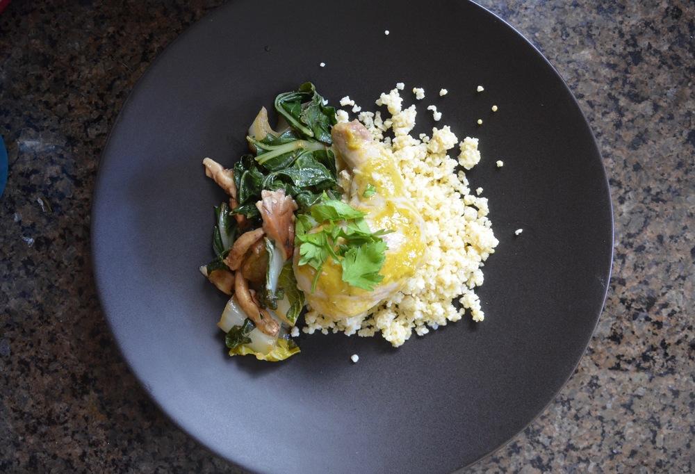 Jalapeno and Mango Chicken Recipe