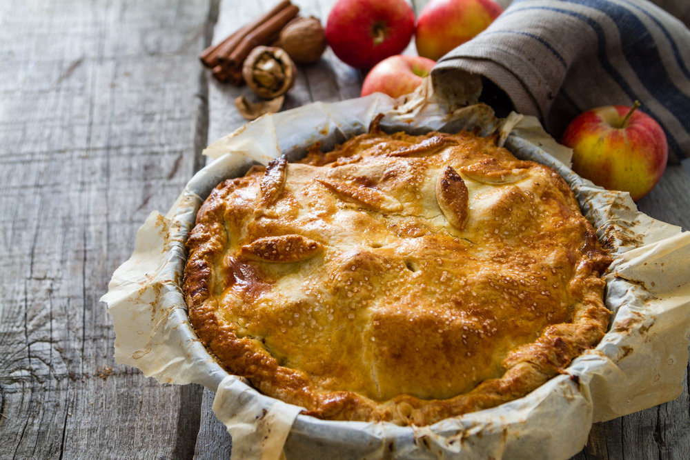 gluten free dairy free apple pie recipe