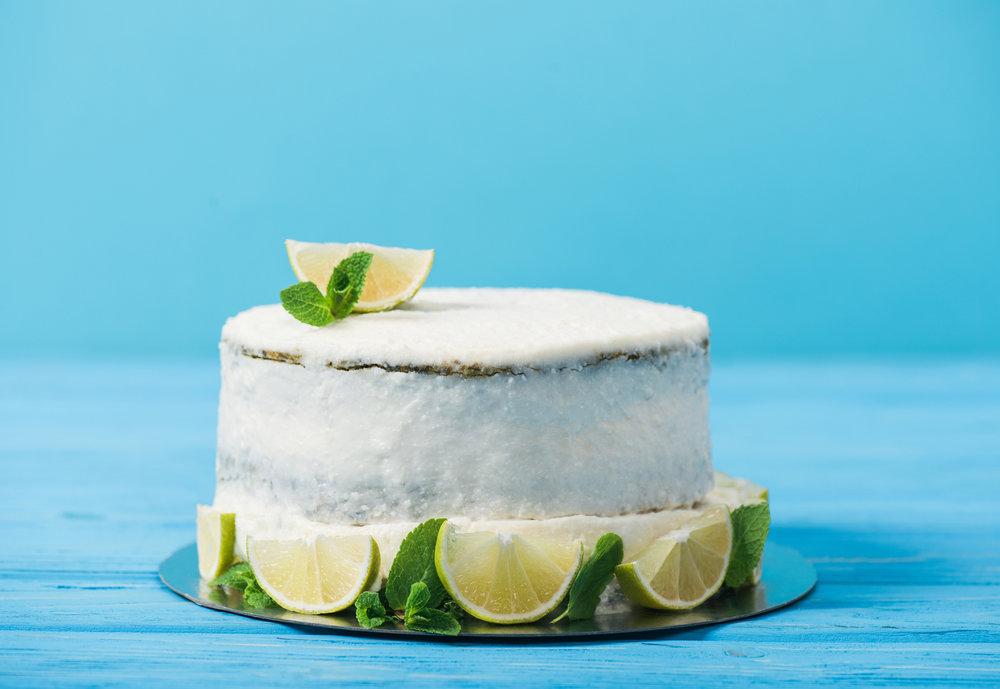 Gluten free dairy free lime grapefruit cake recipe