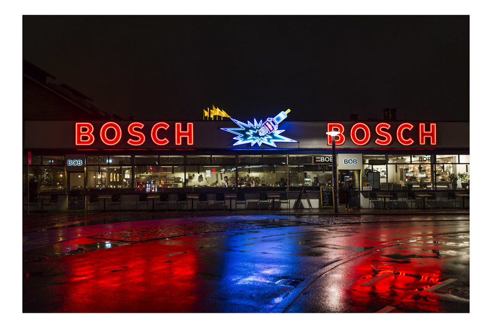 Bosch - A series of images from the Meat Packing district