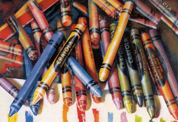 "Crayola, 1972-73, 28""x40"""