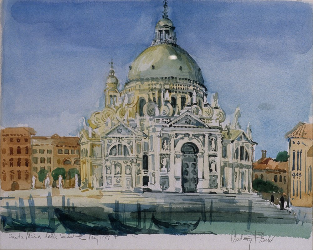 Flack_Santa Maria Della Salute I_1989_watercolor on paper.jpg