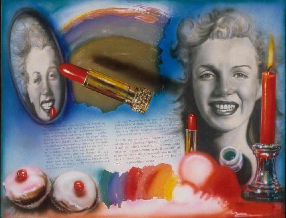 Marilyn Golden Girl