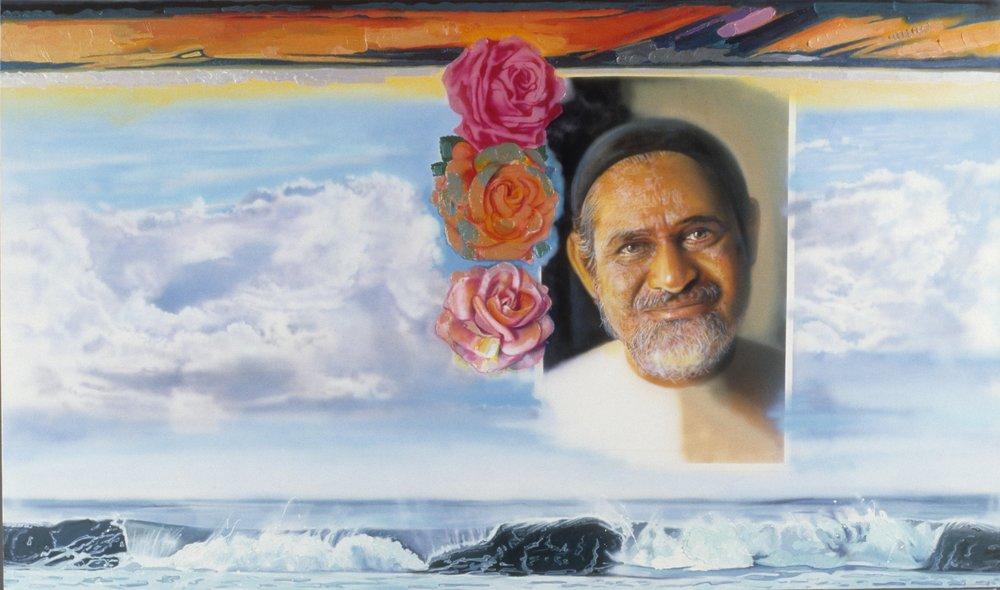 Baba, 1980-83, 7 1/2'x13'