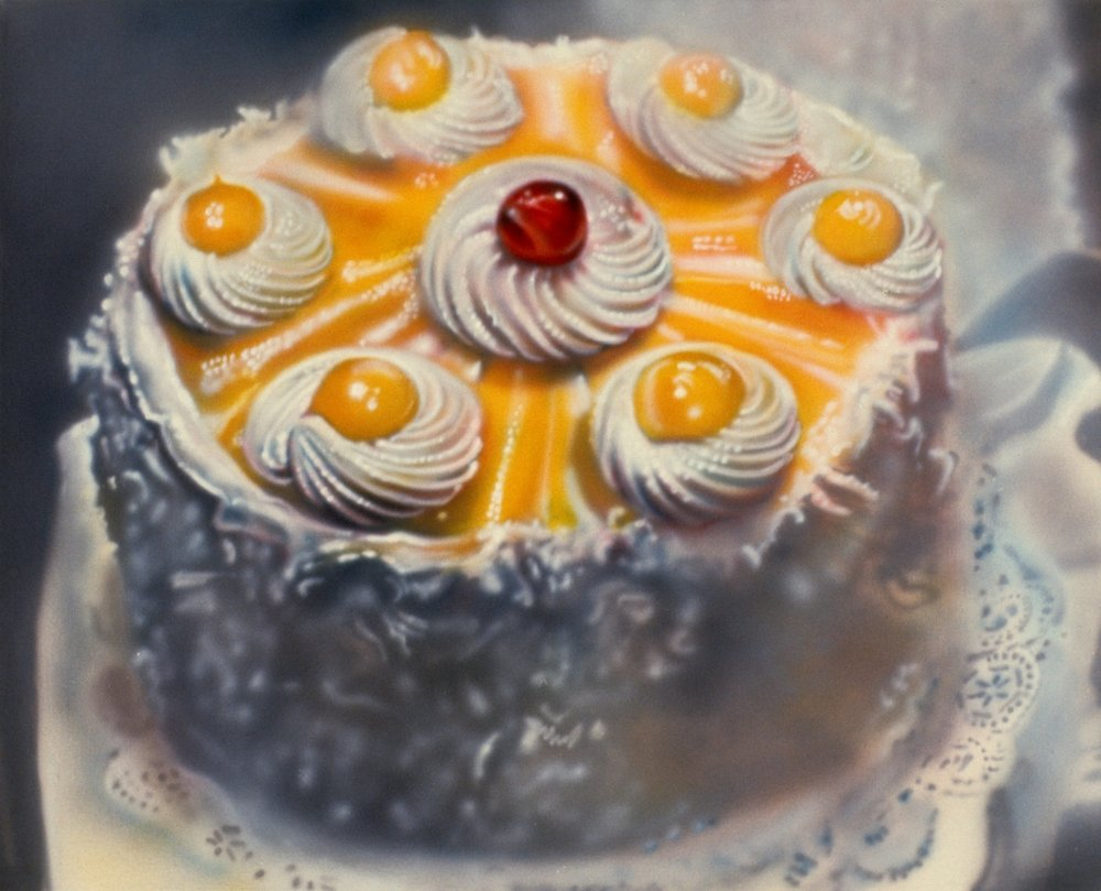 Flack_Coconut Lemon Cake_1974_acrylic on canvas.jpg