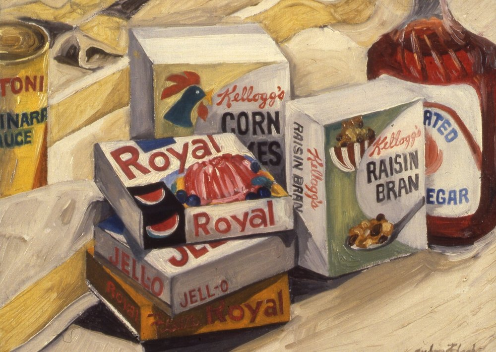 Royal Jello, 1962, 9x12""