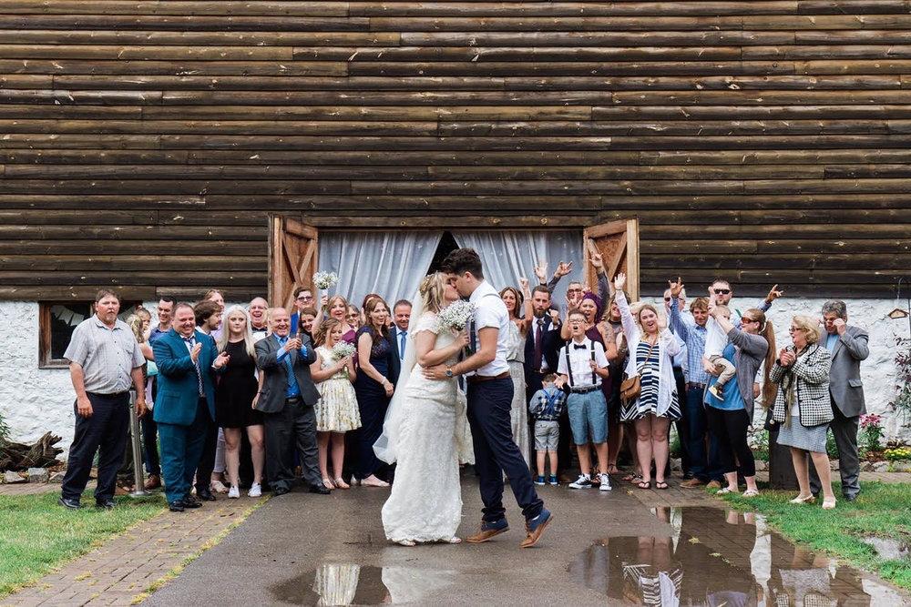 MY WEDDING 2017 - Ball's Falls Barn, Lincoln