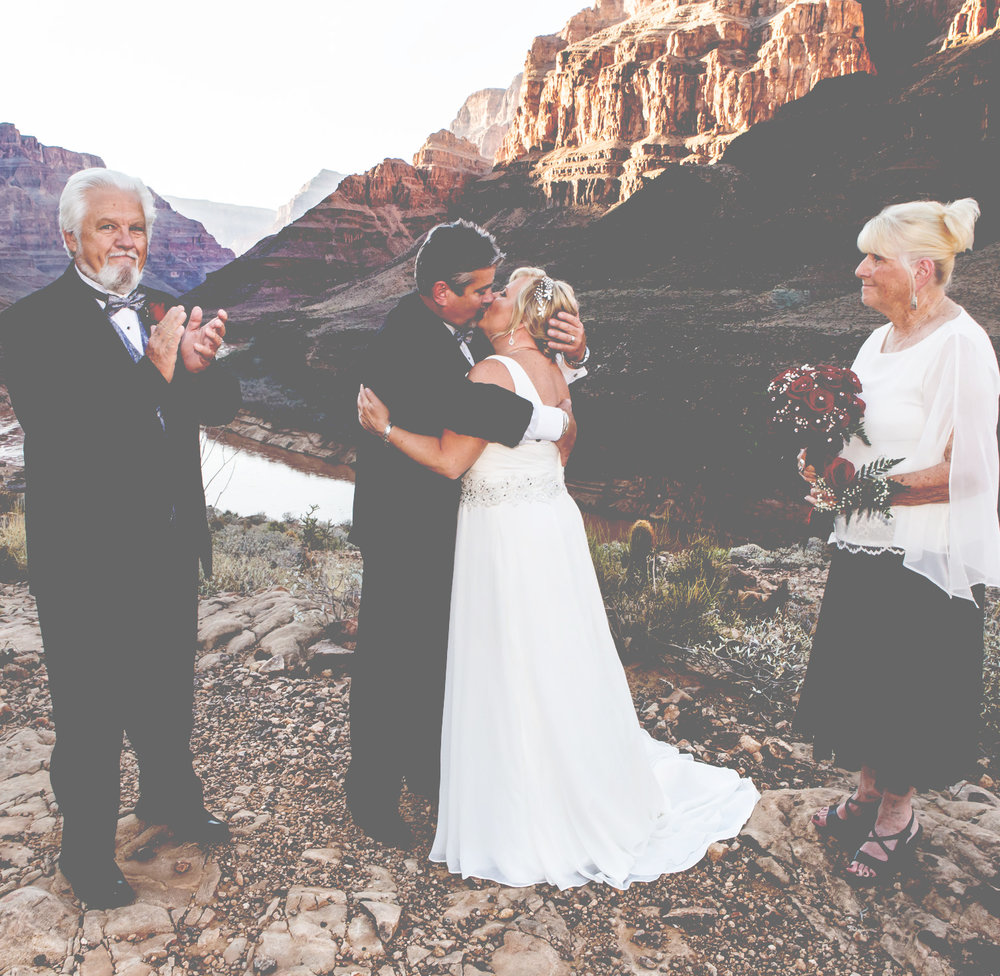 The Grand Canyon Helicopter Wedding Las Vegas Style Destination