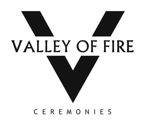 Valley Of Fire Ceremonies - The Valley of Fire is located just a short drive away in Nevada and is a very popular and beautiful place to say to celebrate your Las Vegas Ceremony.