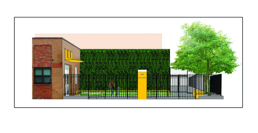 Entry facade