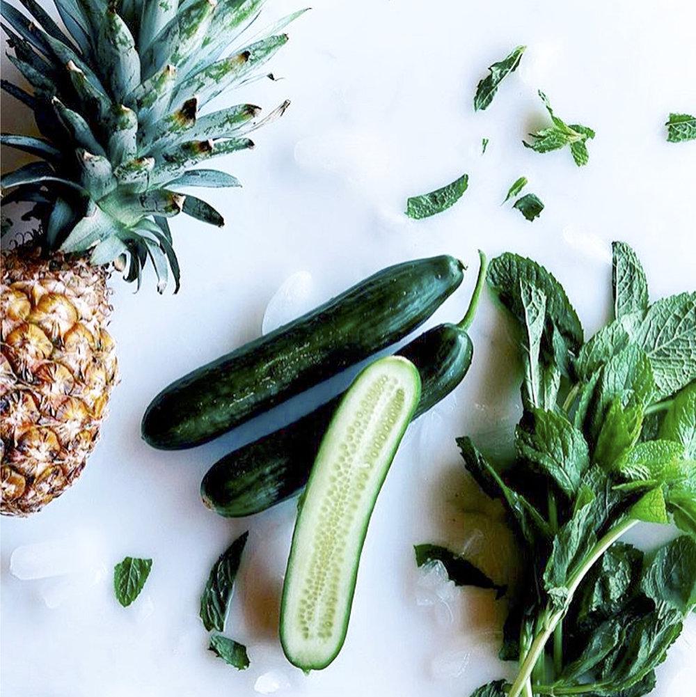 Pineapple:Cuccumber.jpg
