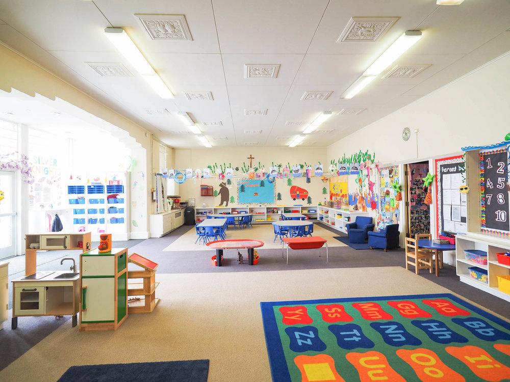 SF Preschool Remodel