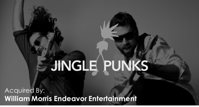 Jingle Punks Music