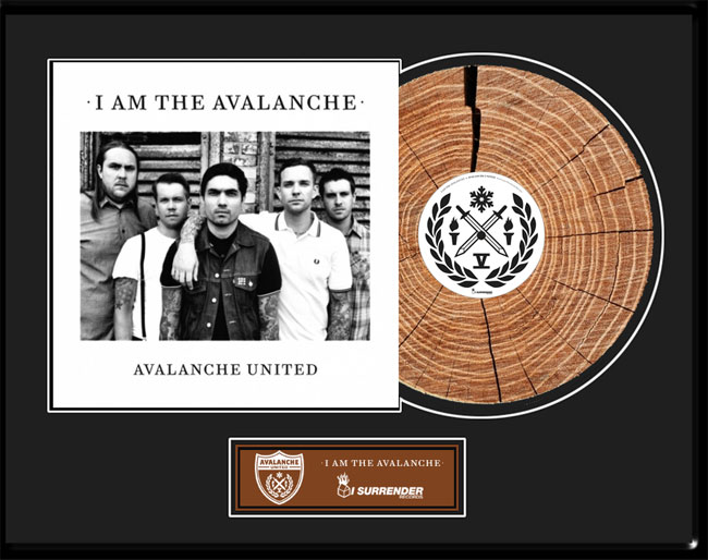 "HOLY FUCK I Am the Avalanche album ""Avalanche United"" came out a year ago and has officially been certified wood. If you're living under a rock and still don't have this album, pick it up on iTunes, our webstore, or on vinyl from Clifton Motel."