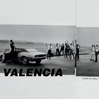 "B-sides? Rarities? Sounds pretty awesome to us. Valencia will be releasing a limied-edition 7"", ""B-Sides and Rarities"" on March 16th. 50 will be available in the I Surrender webstore (signed by the band) and you can grab one on the band's upcoming tour with A Rocket To The Moon. Don't miss out!"