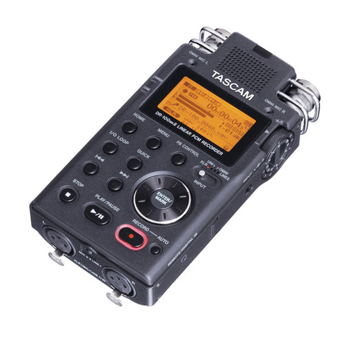Tascam DR-100MKII Audio Recorder