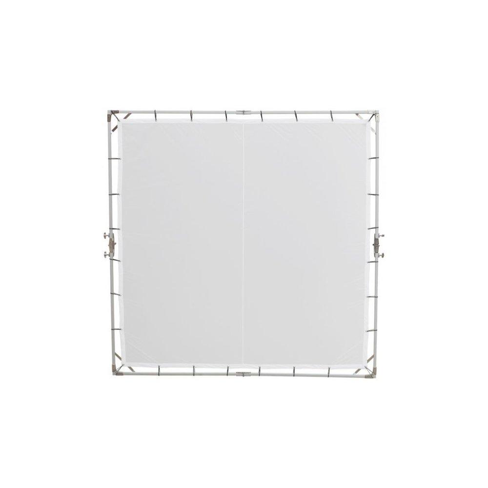 8x8 Frame with 1/4 Silk