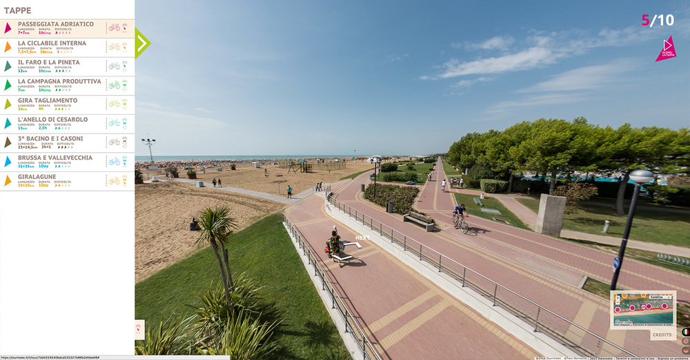 TOPVIEW BIKE BIBIONE