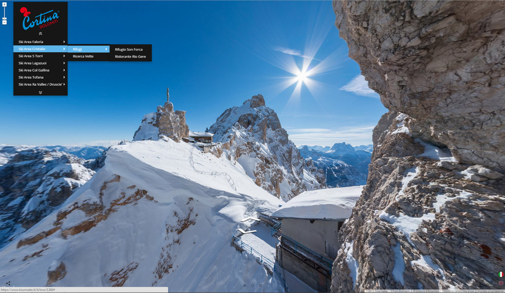 TOPVIEW SKI CORTINA